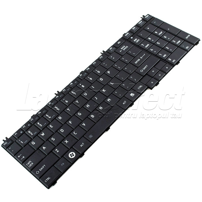 Tastatura Laptop Toshiba Satellite C660