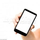 Mid frame Bezel & Touch Screen Digitizer iPhone 3GS negru