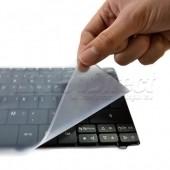 Folie protectie tastatura laptop (silicon)