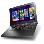 Laptop Lenovo Yoga 2 Intel Core i3 4030U 1.9 GHz 4GB DDR3 500GB HDD SSH Full HD Multitouch 13.3 Windows 8.1