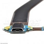 Banda flex cu mufa de incarcare HTC one M7