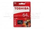 Card Toshiba Micro SD Clasa10 64GB