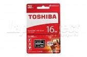 Card Toshiba Micro SD Clasa10 16GB