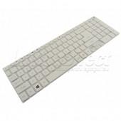 Tastatura Laptop Packard Bell TV43-HC alba