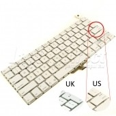 Tastatura Laptop Apple MacBook A1181 alba