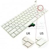 Tastatura Laptop Apple MacBook Air A1342 alba