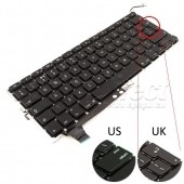 Tastatura Laptop Apple Macbook Pro Unibody 15 inch A1286 layout UK