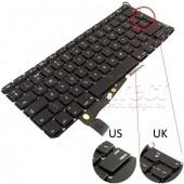 Tastatura Laptop Apple Macbook Pro Unibody 15 inch A1286 (2008) layout UK