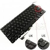 Tastatura Laptop Apple Macbook Pro Unibody 15 inch A1286 (2008)