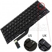 Tastatura Laptop Apple MacBook Pro A1398 iluminata layout UK
