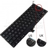 Tastatura Laptop Apple MacBook Pro A1278 iluminata layout UK