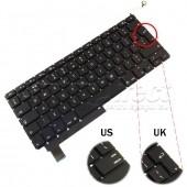 Tastatura Laptop Apple Macbook Pro Unibody 15 inch A1286 iluminata layout UK