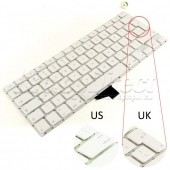 Tastatura Laptop Apple MacBook Air A1342 alba layout UK