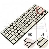 Tastatura Laptop Asus Zenbook UX31E argintie