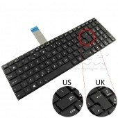 Tastatura Laptop Asus P553MA layout UK varianta 3