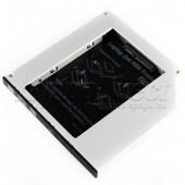 Adaptor caddy HDD extern pentru CD-ROM 12.7mm