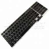 Tastatura Laptop Fujitsu Lifebook E753 iluminata