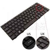 Tastatura Laptop HP EliteBook 8460P layout UK