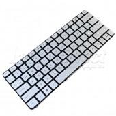 Tastatura Laptop HP Spectre x360 argintie iluminata