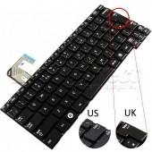 Tastatura Laptop Samsung N210 layout UK