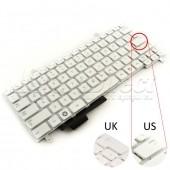 Tastatura Laptop Samsung N210 alba