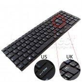 Tastatura Laptop Sony Vaio VPC-EC layout UK