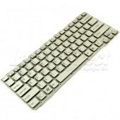 Tastatura Laptop Sony Vaio SVE14A argintie