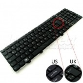 Tastatura Laptop Sony Vaio VGN-AW21M layout UK