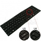 Tastatura Laptop Sony Vaio SVF15 layout UK