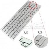 Tastatura Laptop Sony Vaio VPCSB argintie