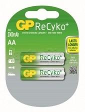 Acumulatorii GP ReCyko+ AA - 2 bucati