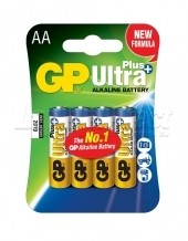 Baterie alcalina premium AA - 4 bucati