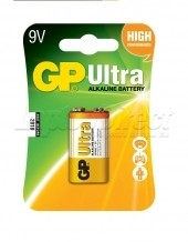 Baterie alcalina premium 9V