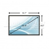 Display Laptop Fujitsu AMILO LI2732 15.4 inch