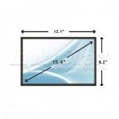 Display Laptop IBM-Lenovo THINKPAD SL500C SERIES 15.4 inch 1680x1050 WSXGA+ CCFL - 1 BULB