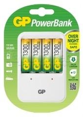 Incarcator pentru acumulatori - 2 sau 4 baterii