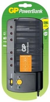 Incarcator GP universal pentru acumulatori
