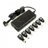Incarcator laptop universal 90W cu autodetectie mufa USB si 8 conectori
