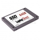 SSD Laptop Hp compaq CQ Series CQ56 64GB