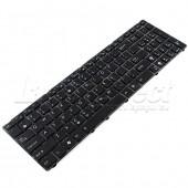 Tastatura Laptop Asus K53S varianta 2 cu rama