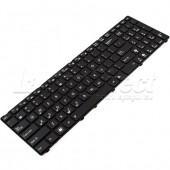 Tastatura Laptop Asus K52 cu rama iluminata