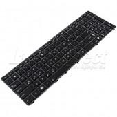 Tastatura Laptop Asus K50IJ iluminata