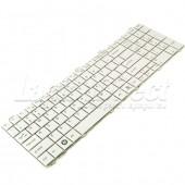 Tastatura Laptop Fujitsu Siemens LifeBook A530 alba
