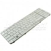 Tastatura Laptop Hp Compaq DV6 argintie