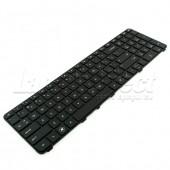 Tastatura Laptop Hp Pavilion Seria DV7 4000-5xxx cu rama