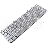 Tastatura Laptop Hp Pavilion Seria DV7 1000-1xxx argintie
