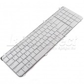 Tastatura Laptop Hp Pavilion Seria DV7 2000-3xxx alba