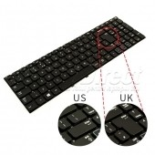 Tastatura Laptop Samsung NP305V5A layout Uk