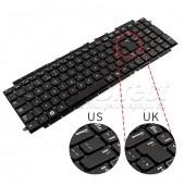 Tastatura Laptop Samsung RC710 layout UK