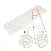 Tastatura Laptop Samsung NP370R5E alba